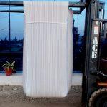 Big Bulk Bag on Forklift