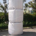 Super Stable Bulk Bags stacked 3 high