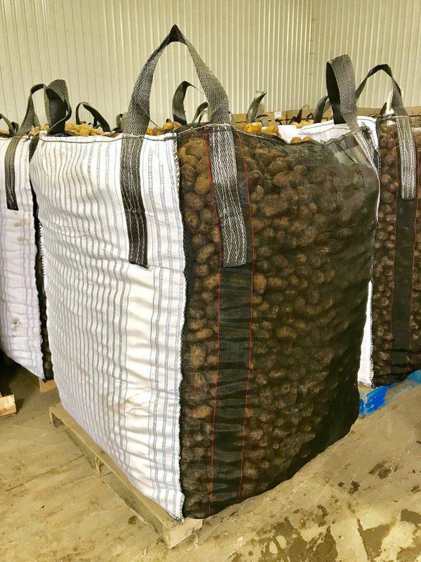 Bulk Potato Bag
