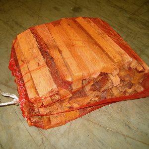 Firewood Kindling Fine Mesh Bag