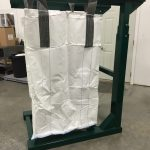 Top Lift Bulk Bag Frame