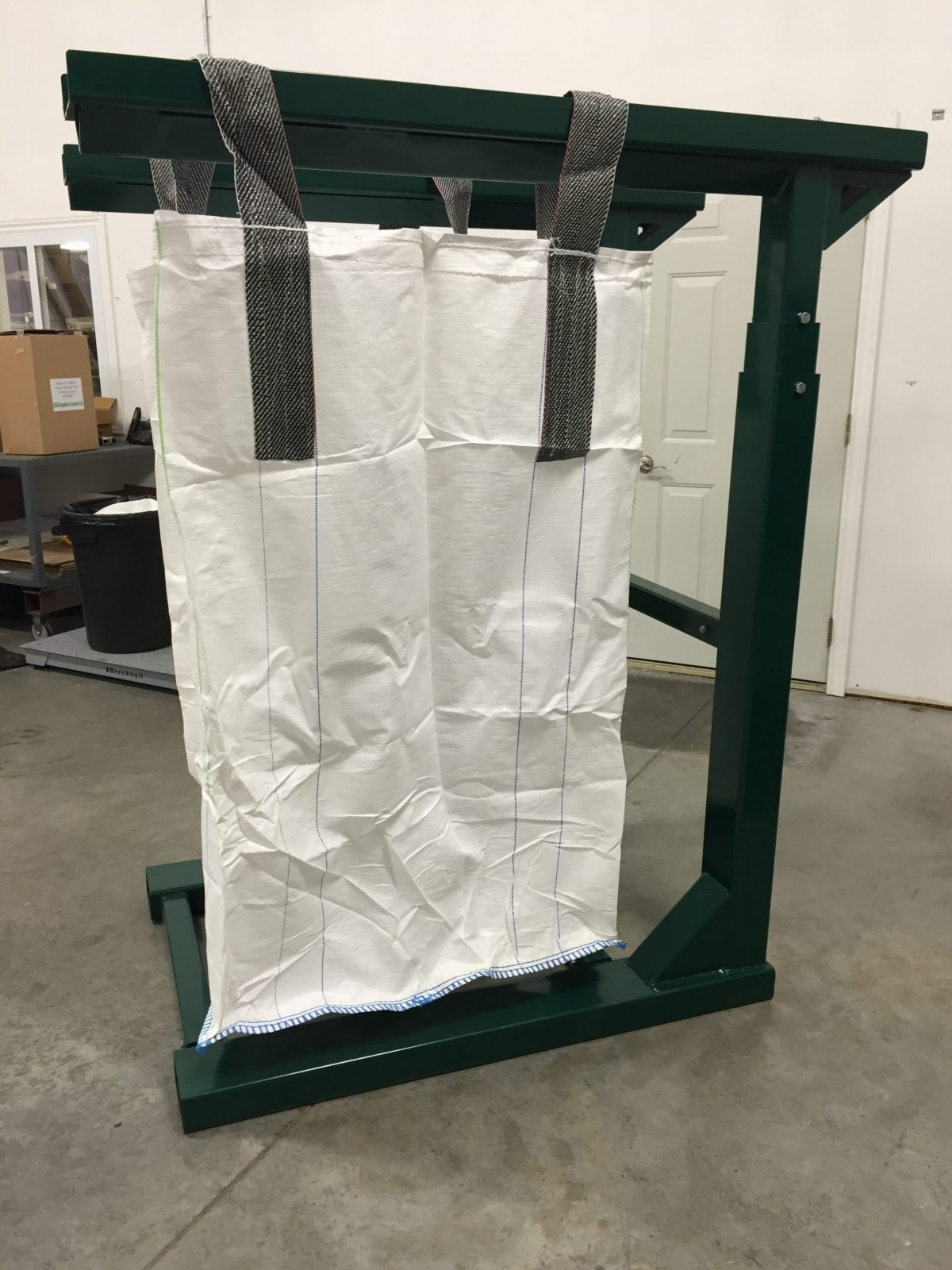 Bulk Bag Holding Frames Bag Supplies Canada Ltd