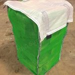 Vented Firewood Bag for Carts